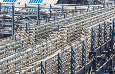 FRP Cable Trays 3