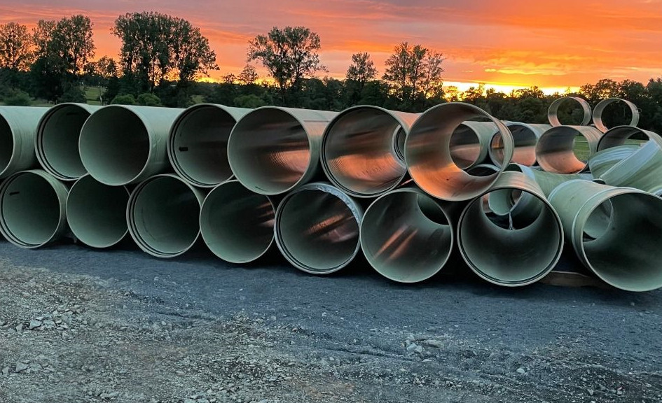 GRP Pipes & Fittings